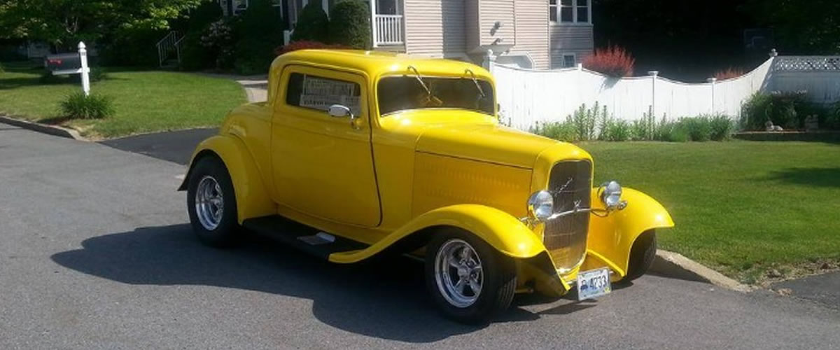 1932 Ford Street Rod ~ Little Deuce Coupe For Sale | Rhode Island ...