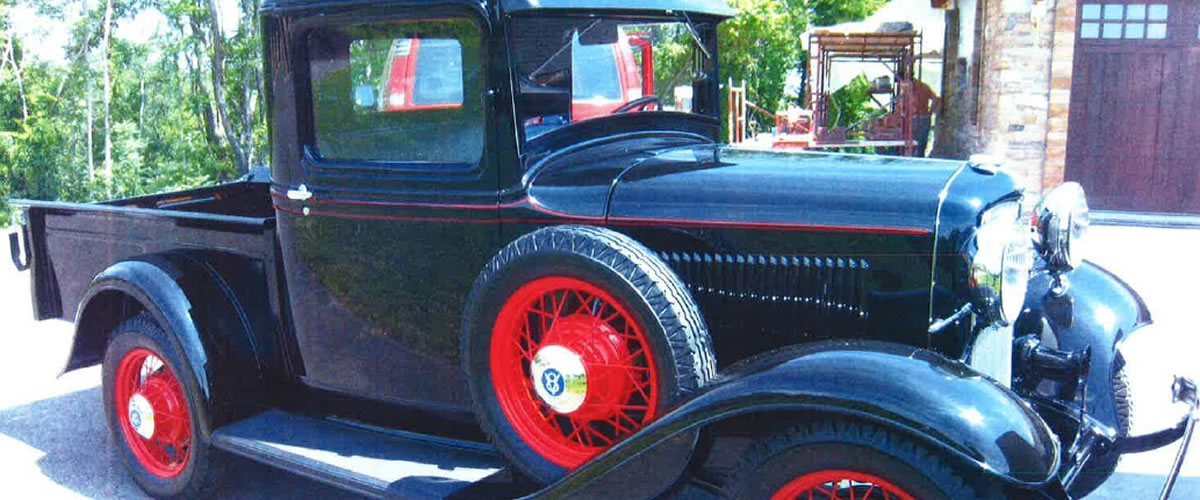 1932 Ford Model B Pick Up Truck For Sale ...