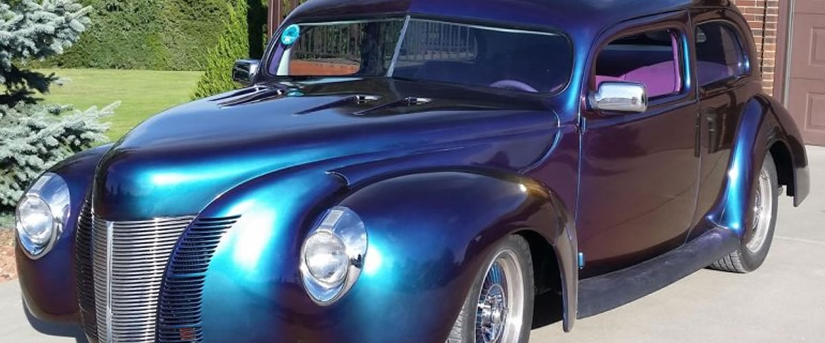 1940 Ford Custom For Sale