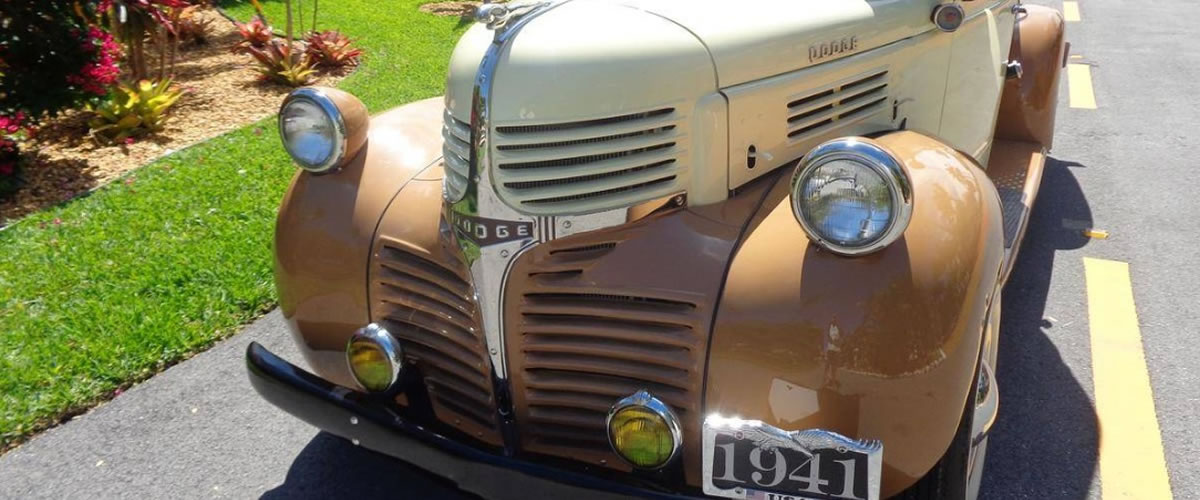 1941 Dodge WC Pick Up Truck For Sale