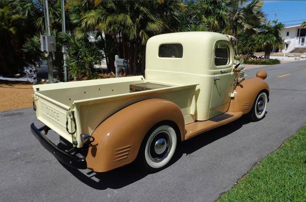 1941 Dodge Pick Up Truck For Sale