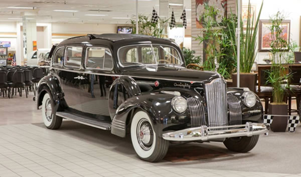 1941 Packard 180 For Sale