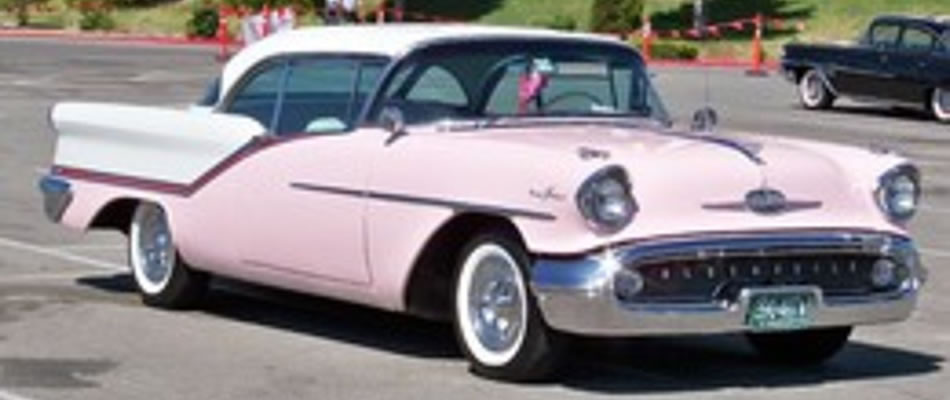 oldsmobile vehicles list