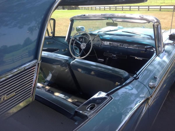 1959 Ford Galaxie Retractable For Sale
