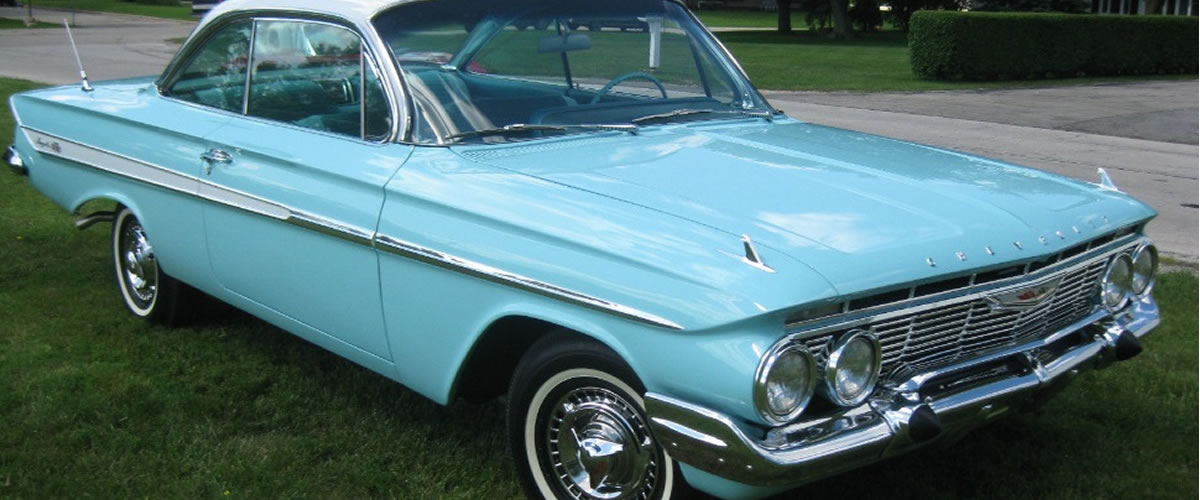 1961 Chevrolet Impala SS Bubble Top For Sale