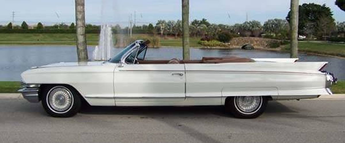 1962 Cadillac Eldorado Convertible For Sale