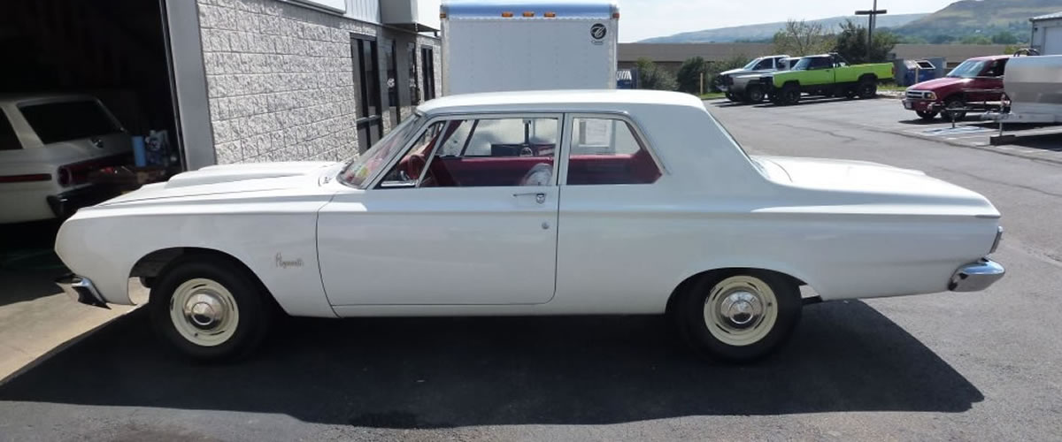 1964 Plymouth Savoy 2-Door Max Wedge III For Sale