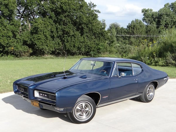 1968 Pontiac GTO For Sale - Kansas