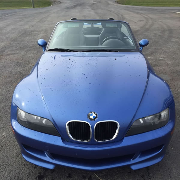 1999 BMW Z3 M Roadster Convertible For Sale