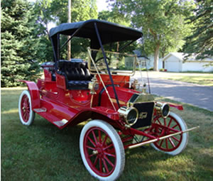 1911 Ford Model T Roadster For Sale