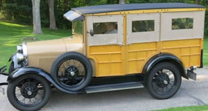 1929 Ford Woody Wagon For Sale
