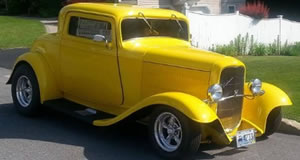 1932 Ford Decue Coupe For Sale