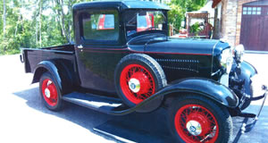 1932 Ford Model B Pick Up Truck For Sale