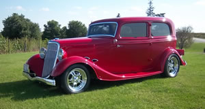 1934 Ford Street Rod For Sale