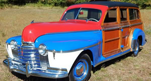 1941 Oldsmobile Wagon For Sale