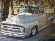1953 Ford F-100 Pick Up Truck For Sale