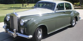 1961 Rolls Royce Silver Cloud For Sale