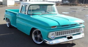 Dave's Trucks - Resto-Mod It!