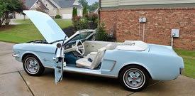1964-1/2 Ford Mustang Convertible For Sale