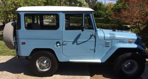 Classic Toyota For Sale